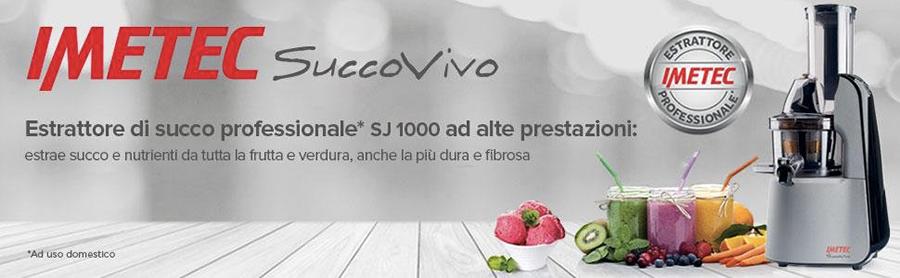 Imetec SuccoVivo SJ 1000 intro