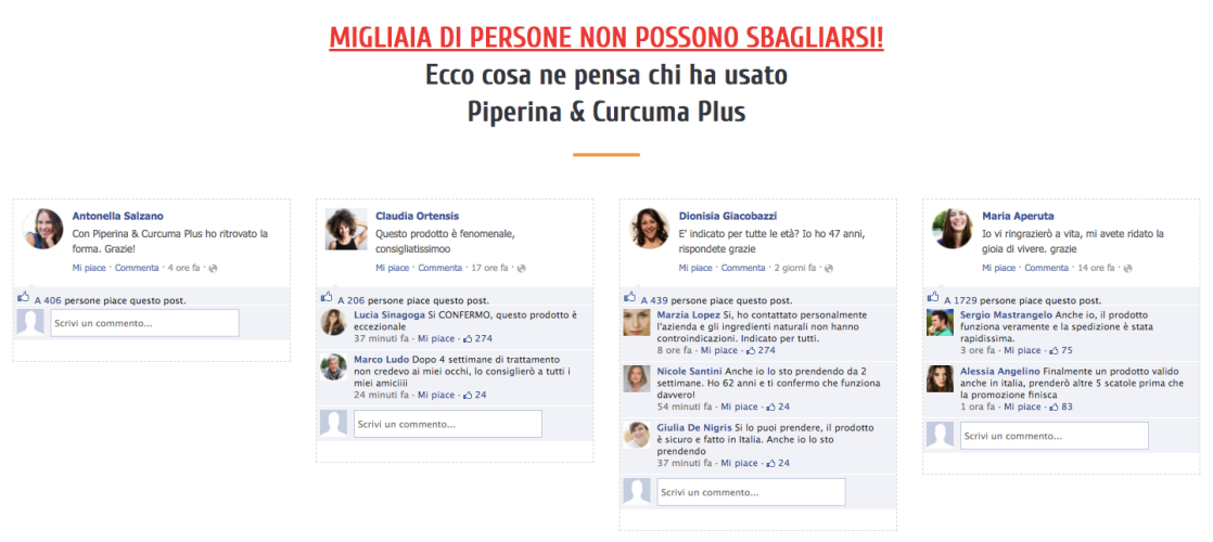 piperina e curcuma plus facebook