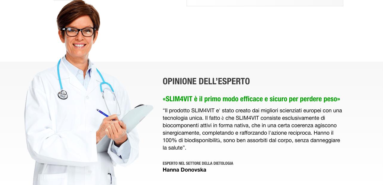 slim4vit dottoressa